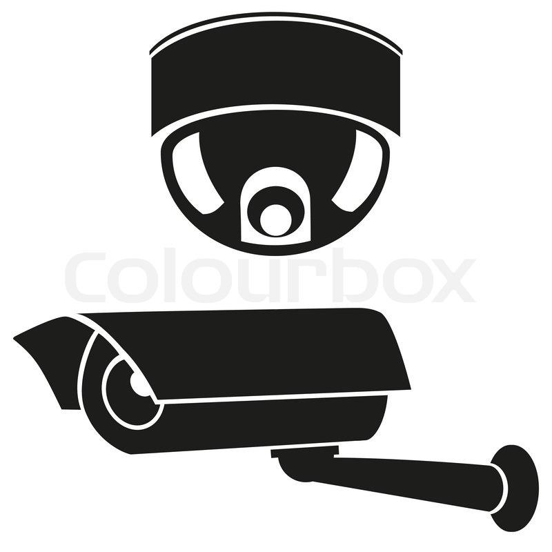 Dome Security Camera Icon #121849.
