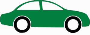 Green Sedan Clip Art at Clker.com.