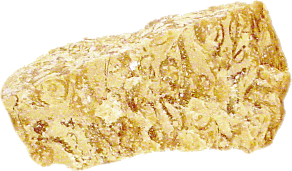 Limestone Fossiliferous sedimentary rock.
