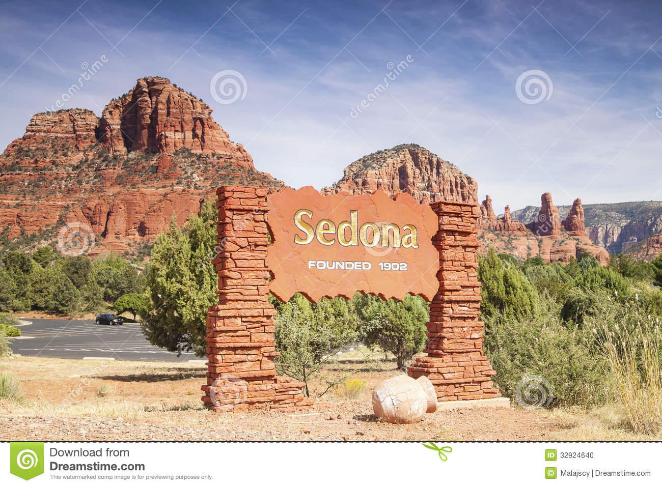 Sedona clip art.