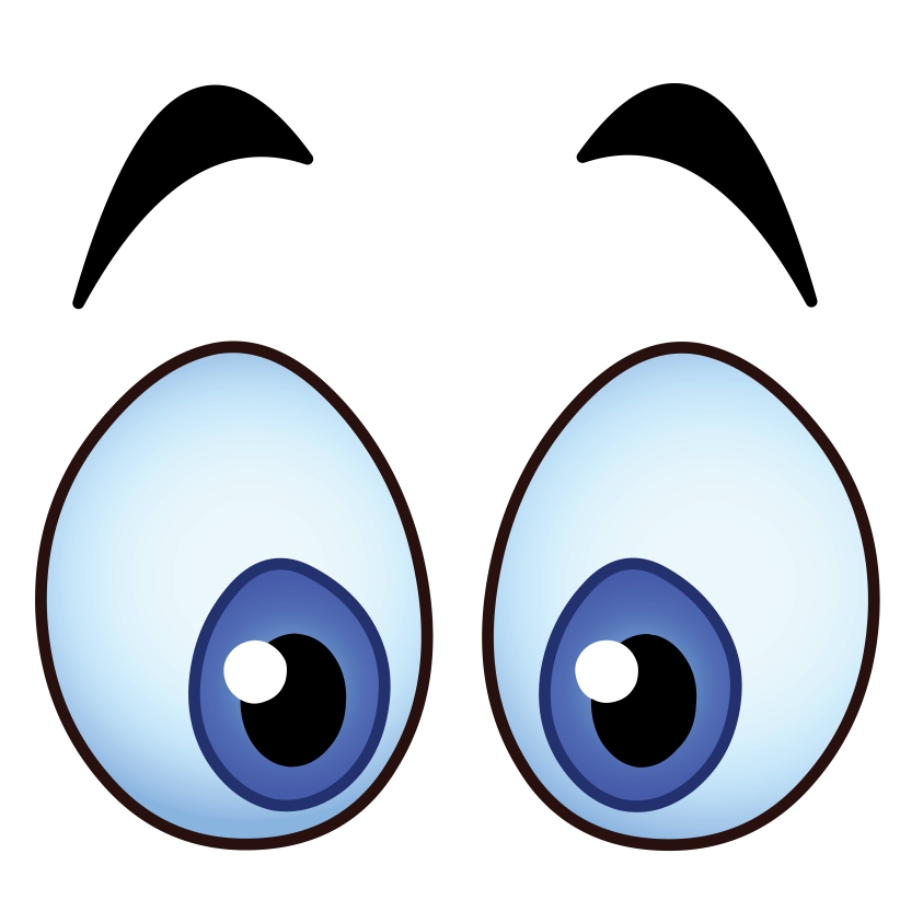 eyes clipart eye clip seeing cliparts emoji smiley emoticons plains sugar plain gliders library robber teacher don someone clipground sweet