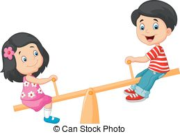 Seesaw Illustrations and Clip Art. 1,676 Seesaw royalty free.