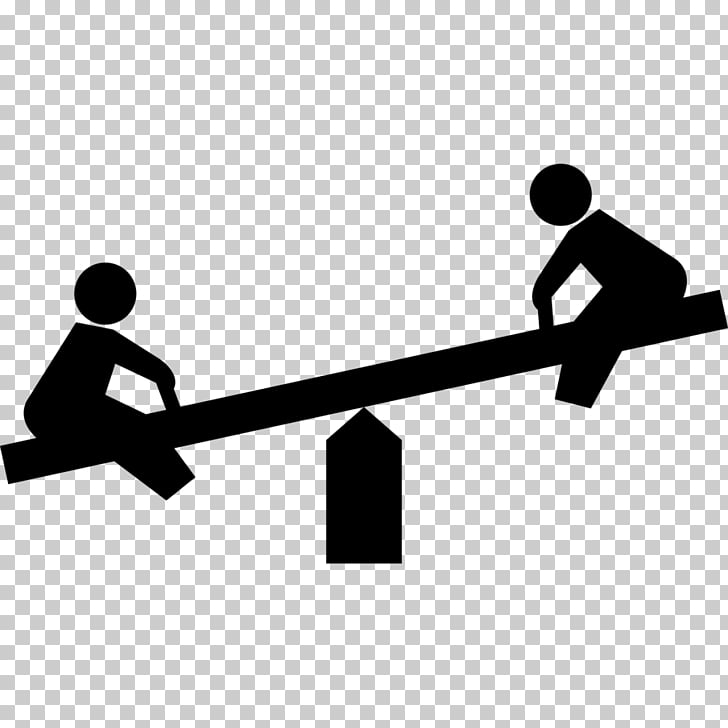 Seesaw Child , child PNG clipart.