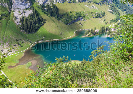 Seealpsee Stock Photos, Images, & Pictures.