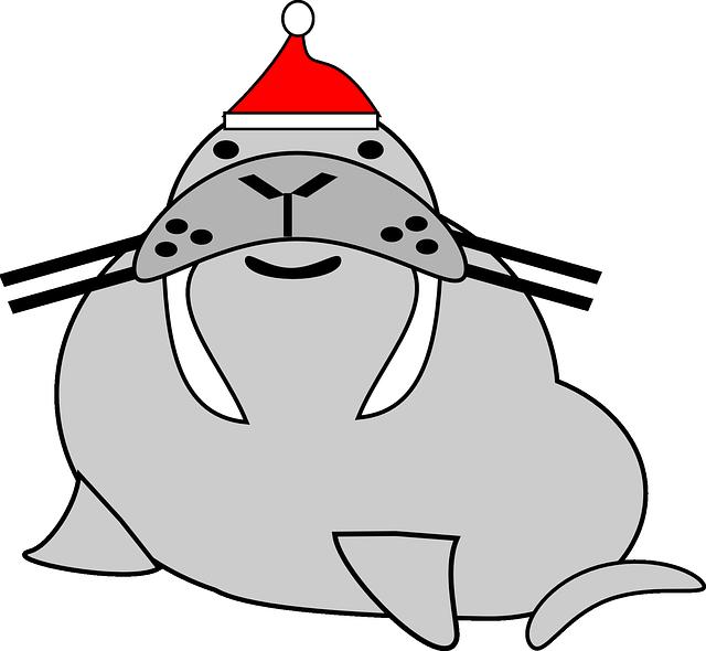Free vector graphic: Sea Elephant, Elephant Seal, Seal.