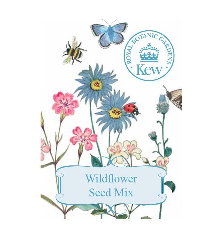 Wildflower Honey Bee Flower Mix.