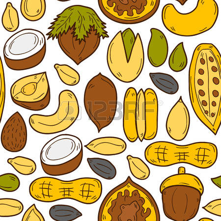 617 Nuts Mix Stock Illustrations, Cliparts And Royalty Free Nuts.