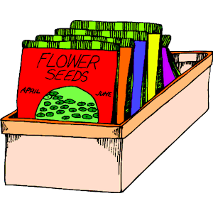 Seed Packets clipart, cliparts of Seed Packets free download.