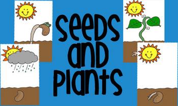 Seeds Clipart.