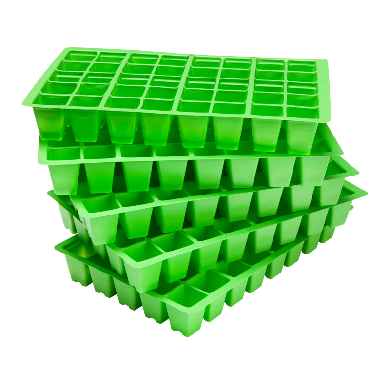 Dobbies Green 40 Cell Seed Tray Inserts.