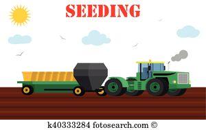 Seeder Clipart and Illustration. 43 seeder clip art vector EPS.