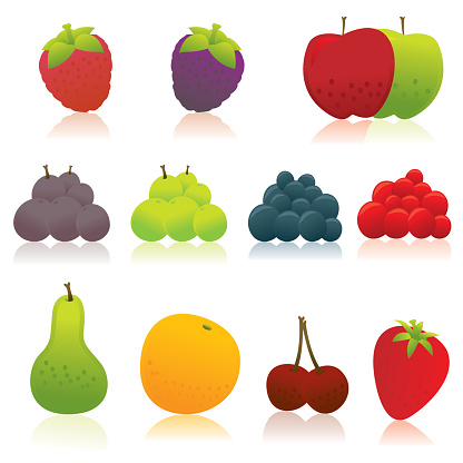 Seedless Grapes Clip Art, Vector Images & Illustrations.