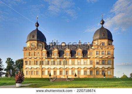 Chateau Seehof Stock fotos, billeder til fri afbenyttelse og.