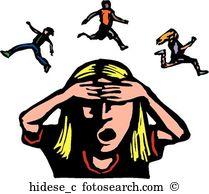 Hide seek Clip Art Royalty Free. 154 hide seek clipart vector EPS.