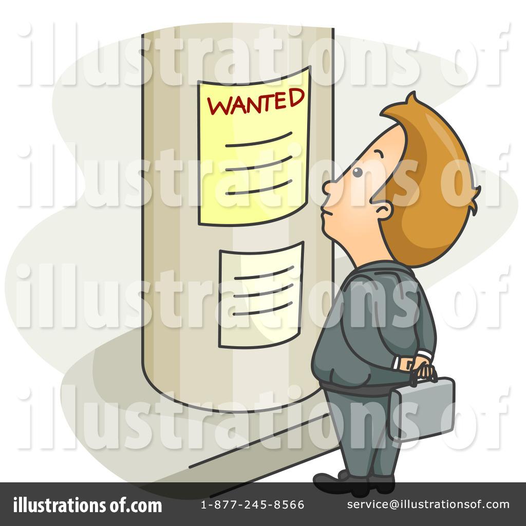 Clip Art Job Seekers Clipart.