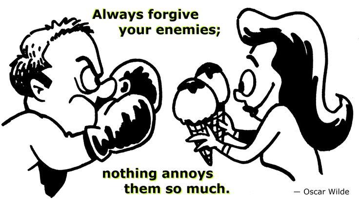 Love your enemies clipart.