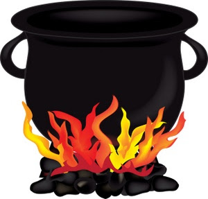 Iron On Fire Clipart.