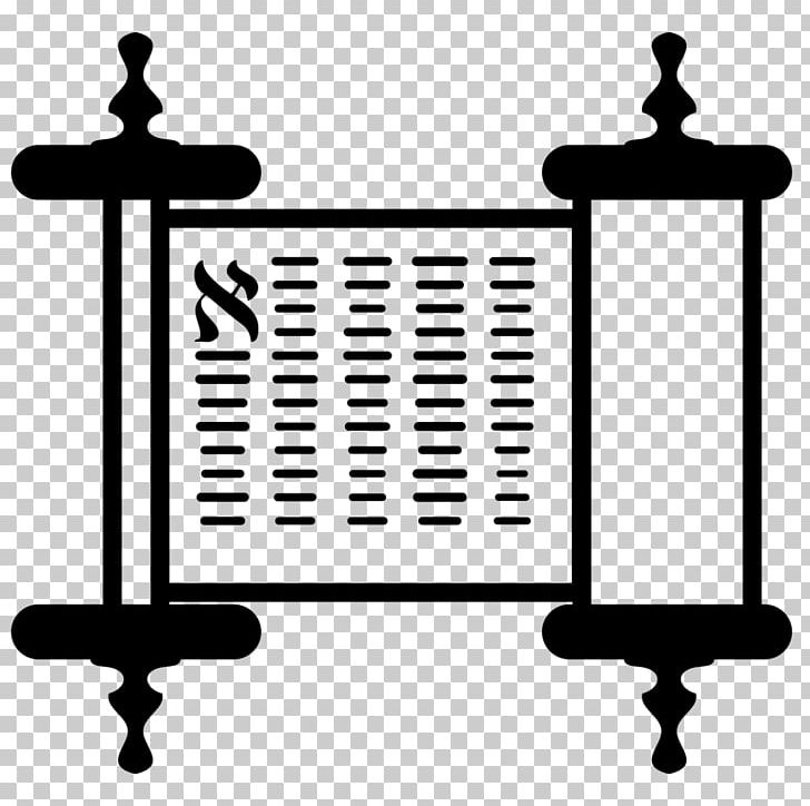 Sefer Torah Judaism Synagogue PNG, Clipart, Black And White.