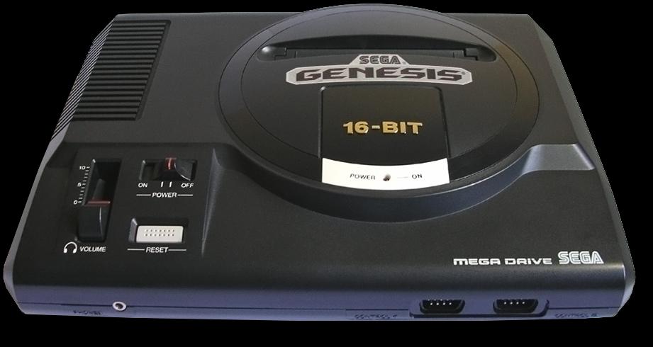 Sega Genesis.