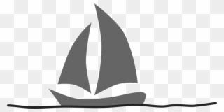 Boot, Segelboot, Meer, Segeln, Segelschiff, Schiff.