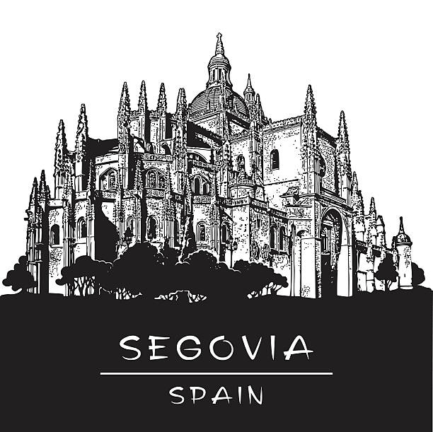 Segovia Clip Art, Vector Images & Illustrations.