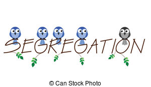 Segregation Vector Clip Art Royalty Free. 722 Segregation clipart.