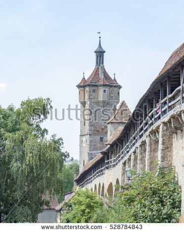"""bavaria City Wall\"" Stock Photos, Royalty."