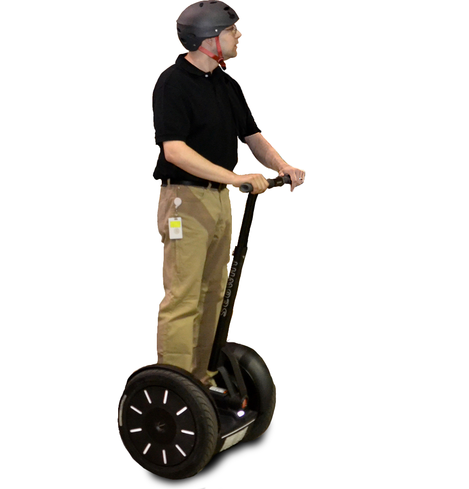 Segway PNG Images.