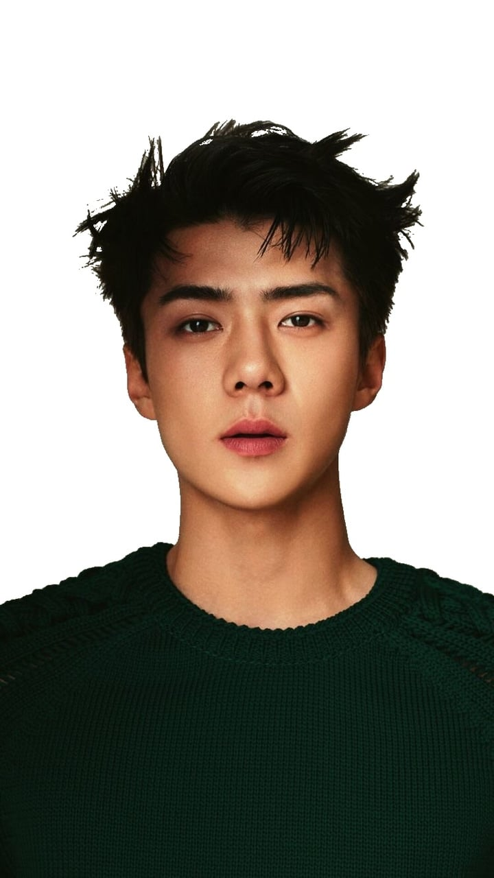 Sehun PNG shared by Izzraelly Kurtiss on We Heart It.