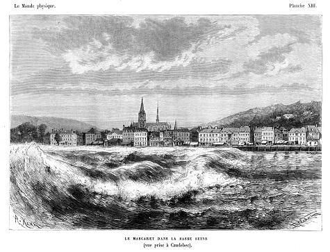 Seine River Clip Art, Vector Images & Illustrations.