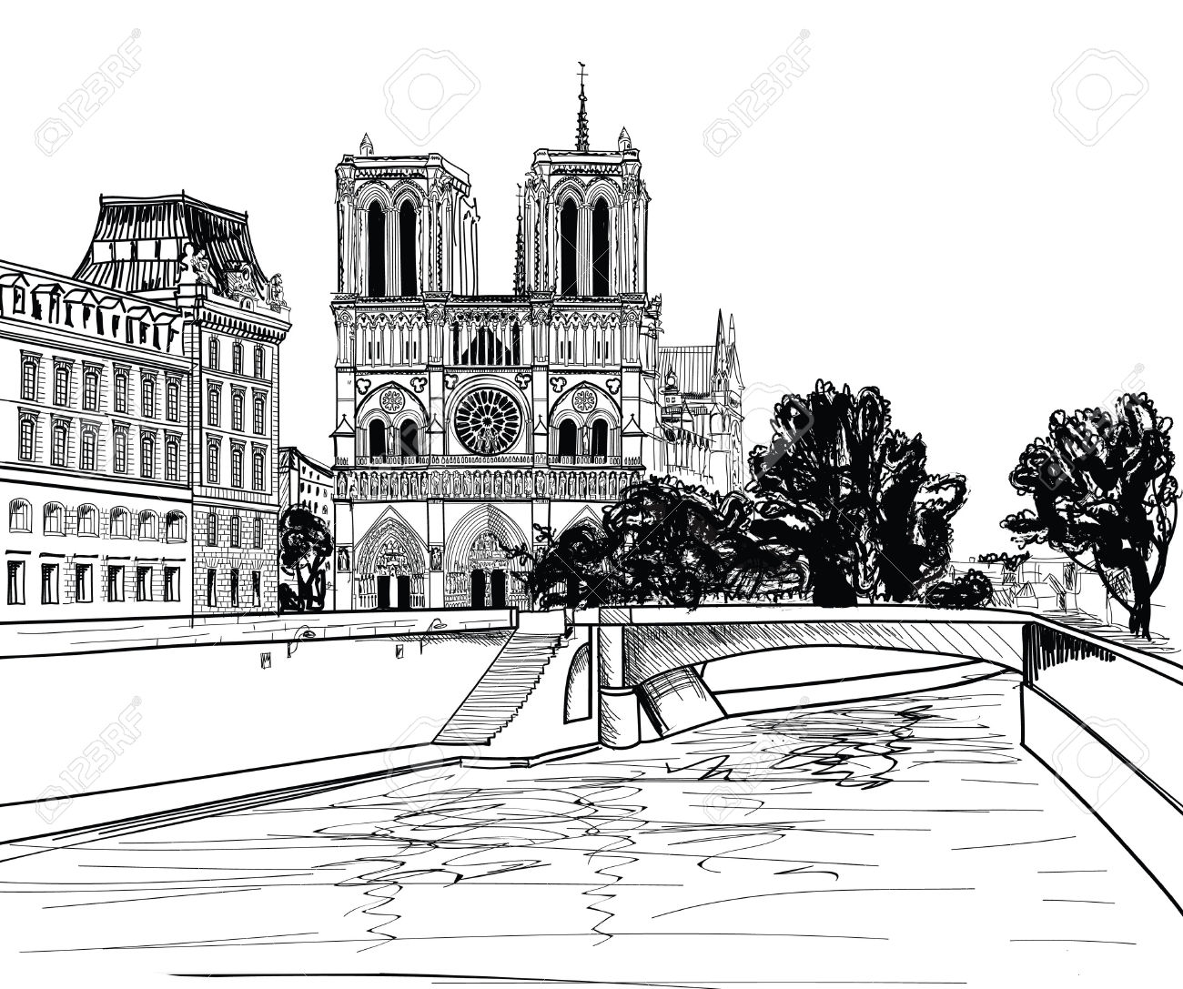571 Seine Stock Vector Illustration And Royalty Free Seine Clipart.