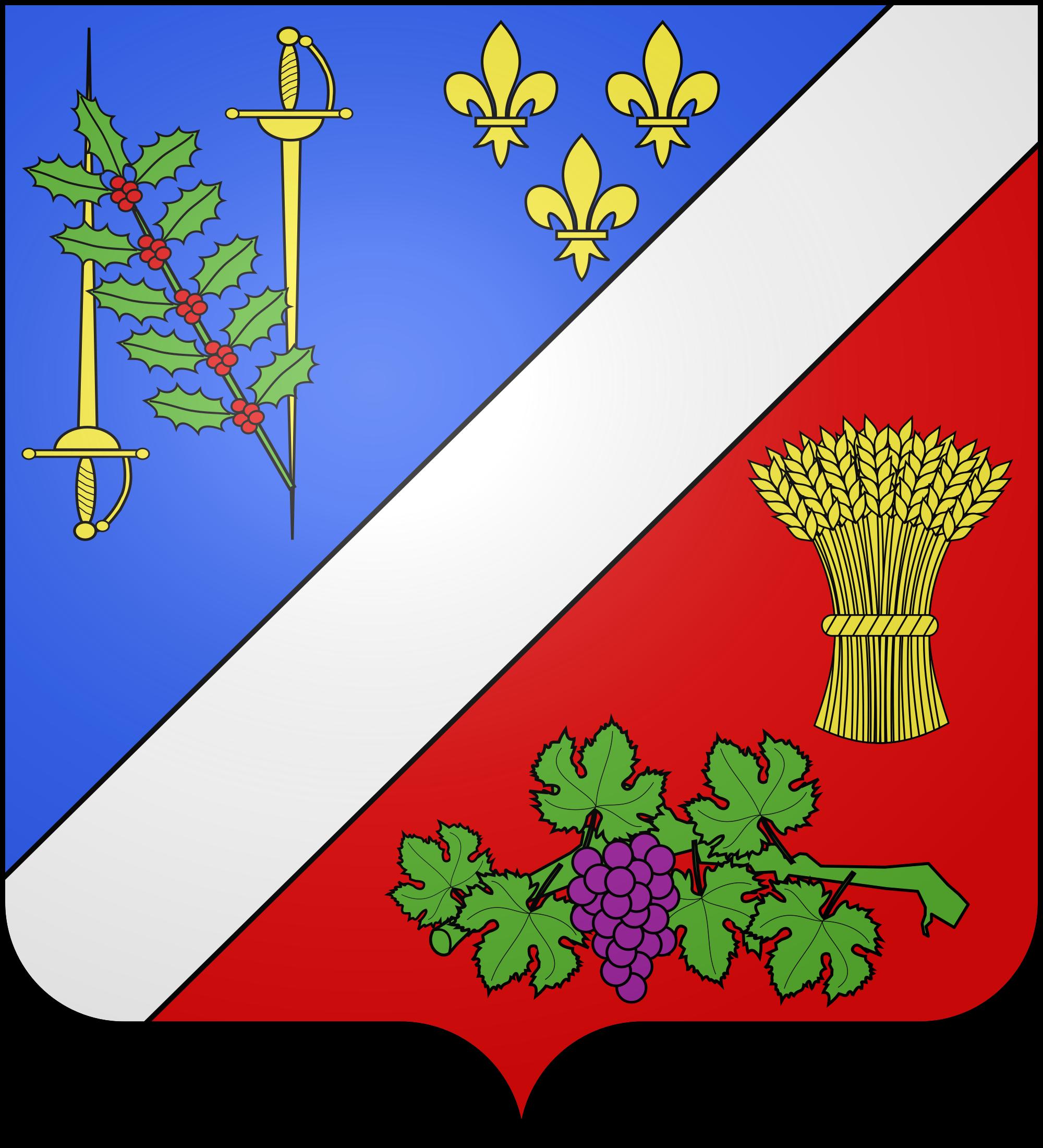 File:Blason de la ville de Nanteuil.