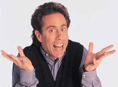 Jerry Seinfeld Png Vector, Clipart, PSD.
