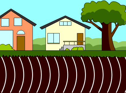 Animated clipart earthquake.