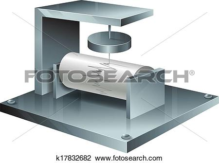 Seismograph Clip Art Illustrations. 34 seismograph clipart EPS.