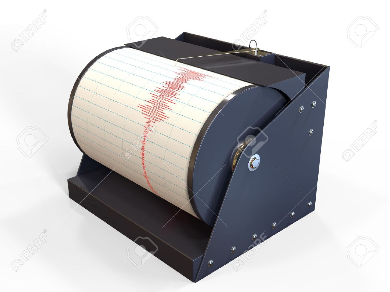 85 Seismograph Stock Vector Illustration And Royalty Free.