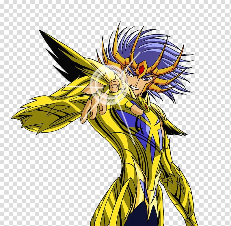 Capricorn Shura Pegasus Seiya Phoenix Ikki Leo Aiolia.