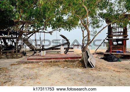 Stock Photo of Redang beach in Sekinchan k17311753.