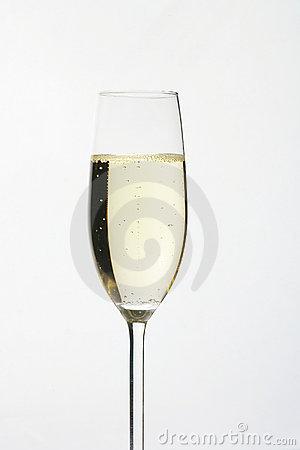 Sparkling Wine Glass.