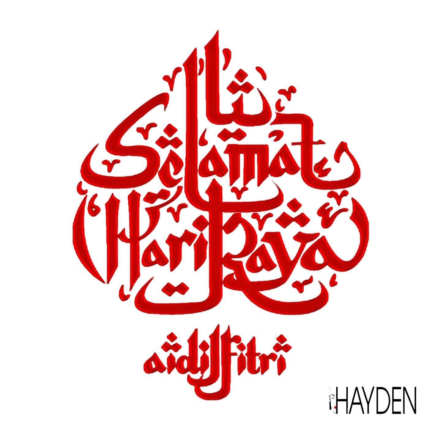 I would like to take this opportunity to wish all my Muslim.