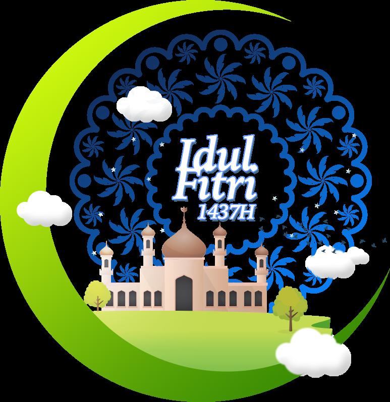 Selamat Hari Raya Idul Fitri Clipart 10 Free Cliparts