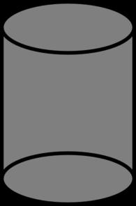 Cylinder Clip Art at Clker.com.