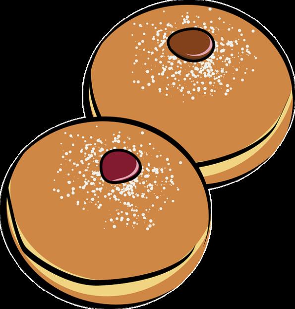 Donuts Vegan.