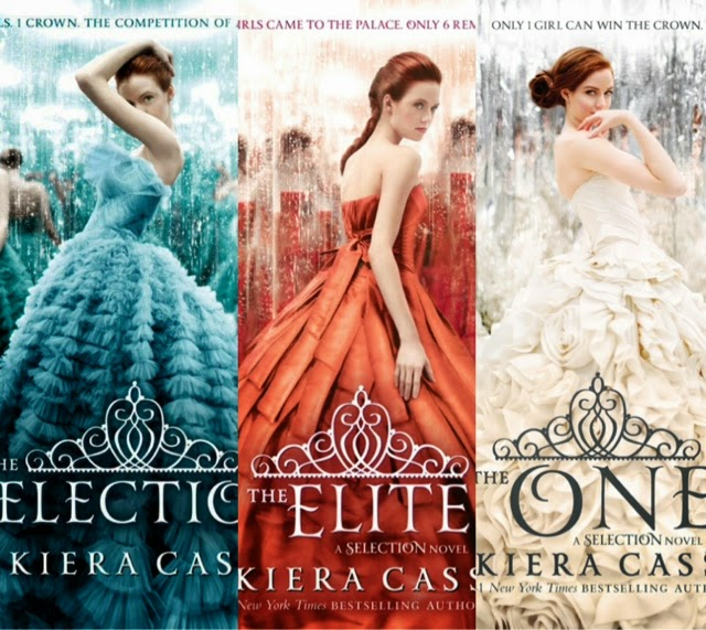 Read. Gab. Repeat.: Review: The Selection series by Kiera Cass.