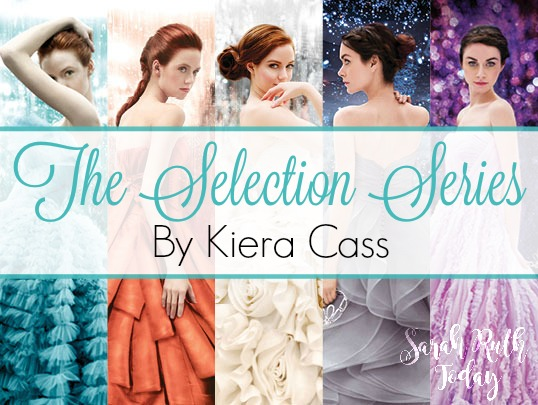 The Selection Series by Kiera Cass.