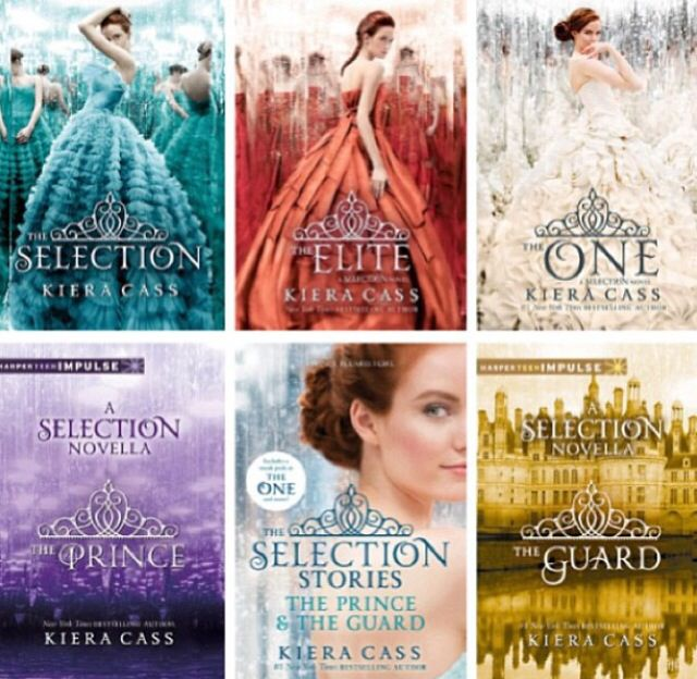 1000+ images about The Selection Series on Pinterest.