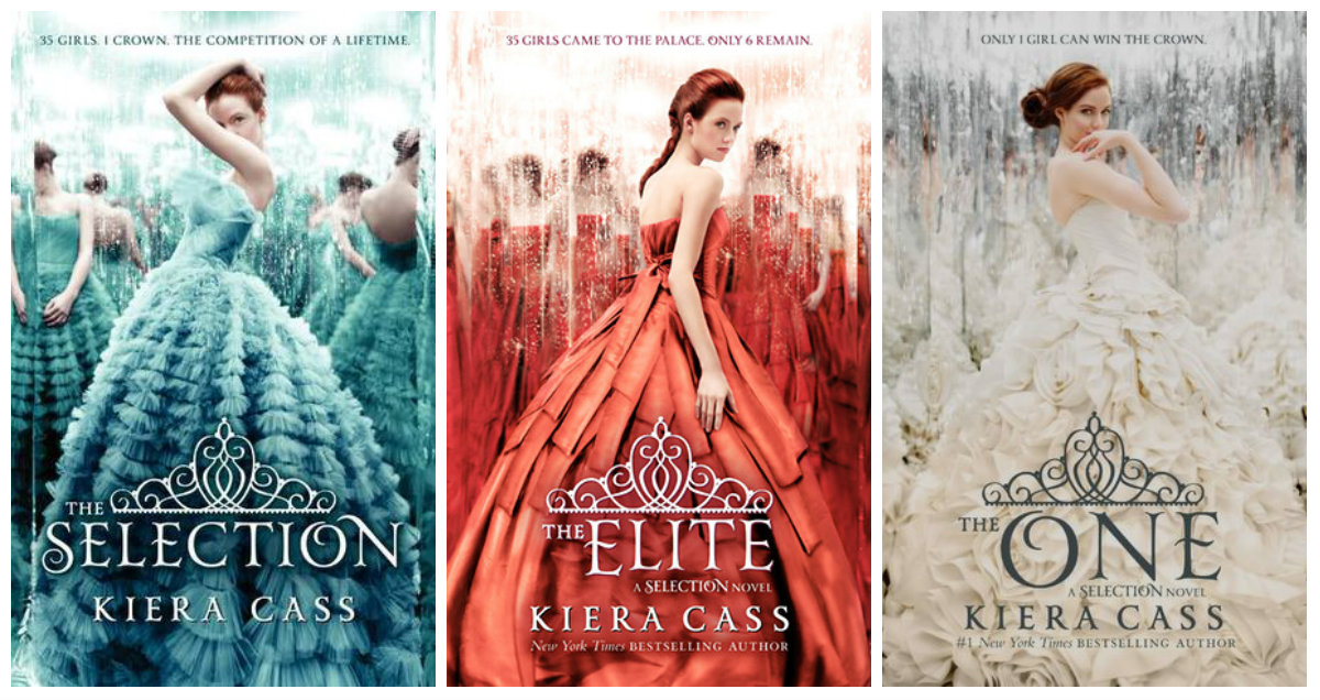 Book Review: The Selection Series (#1.