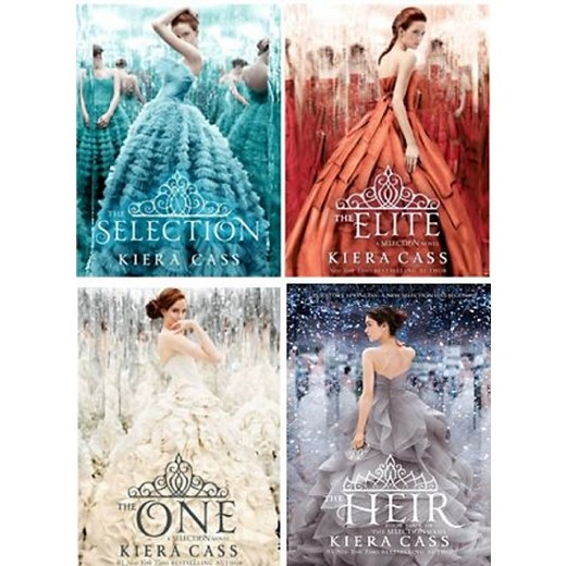 The Selection Series by Kiera Cass : Target.