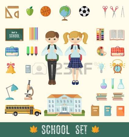Style selections clipart.