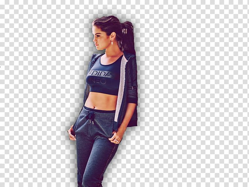 Selena Gomez Adidas Neo , SELENA transparent background PNG.